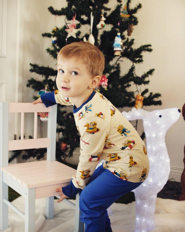 """Pižama berniukams ,,Minions"""""""