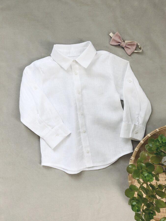 Lininiai marškinukai