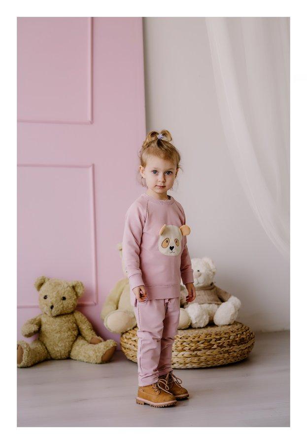 "Džemperis ,,Pink Bear"""