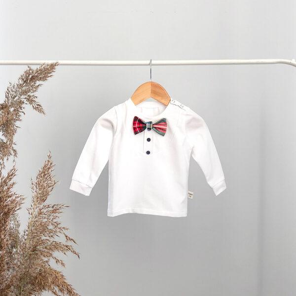 Marškinėliai su peteliške