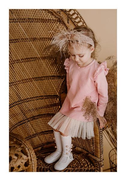 """Rožinė suknelė ,,Svajonė"""""""