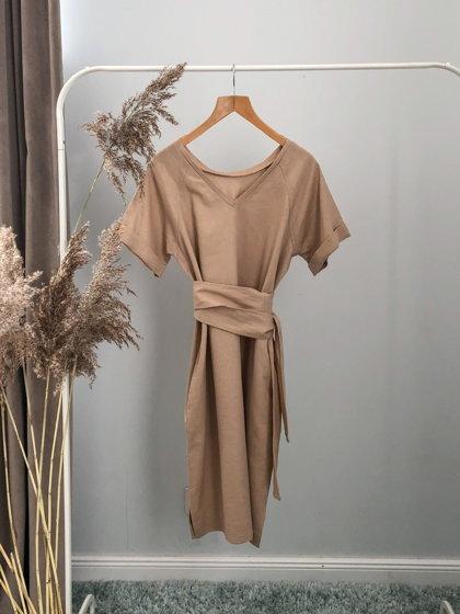 """Lininė suknelė ,,Vasara"""""""