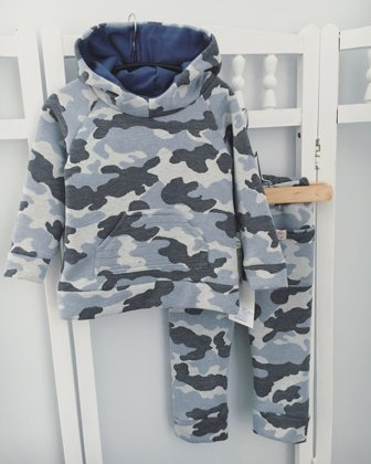 Komplektas ,,Light blue camouflage""