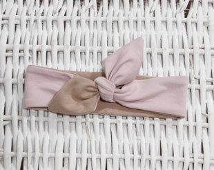 "Galvajuostė ,,Dusty Pink"""